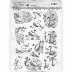 MARIANNE DESIGN - PAPIRBLOK - Crafty Patterns - PB7054