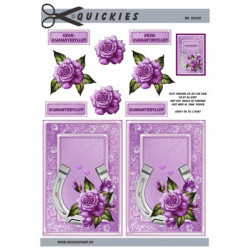 Nellie Snellen - Clear Stamps - Silhouet - Flowers-18