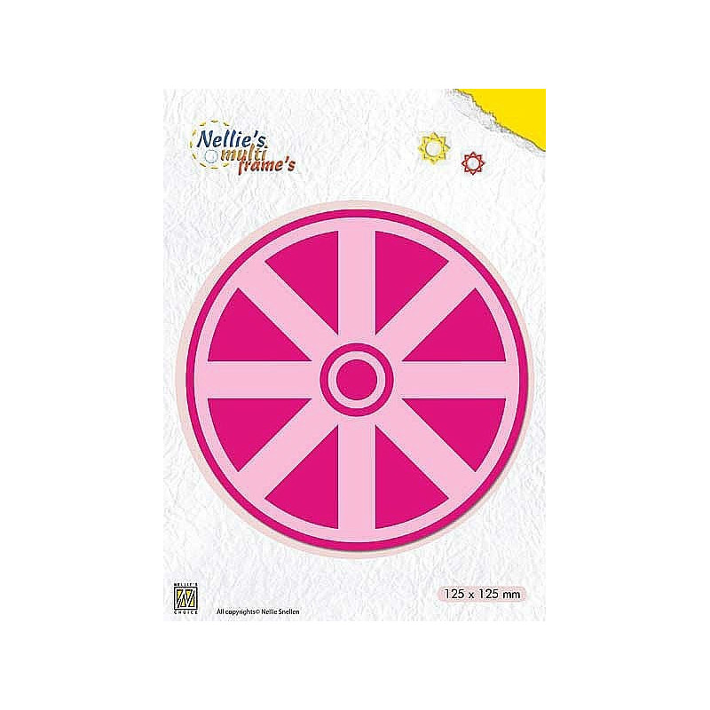 Carddeco - Gamle pink - A4