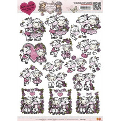 "JOY CUT/EMB ""Christmast Set 10 pcs"" 6002/0584"