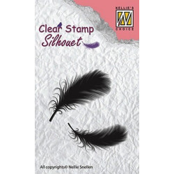 Leane Creatief - Clear stamp -  Doodle Telephone