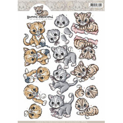 Amy Design - Wild Animals - Rough Mountains - ADD10106