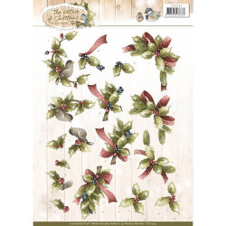 Jeanines Art - Christmas Classics - Rose - CD10884