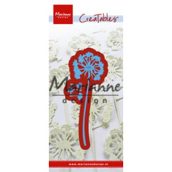 MARIANNE DESIGN - Collectables stencil - Elegant Numbers - COL1418