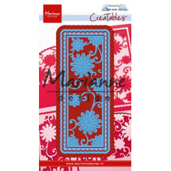 MARIANNE DESIGN - Collectables stencil - Eline's Christmas Decoration - COL1439