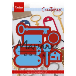 """Docraft - 4 x 4"""" Clear Stamps - Love Santa - Mixed Icons"""
