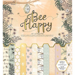 Docrafts - Papermania - Gorjuss - Collectable Rubber Stamp - No. 44 Free As A Bird
