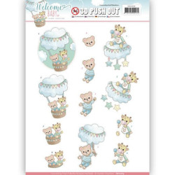 Pushout - Amy Design - Vintage Winter - Winter Birds - SB10215