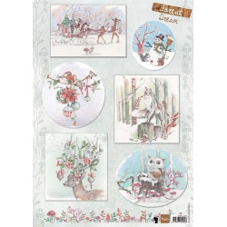 Jeanines Art - Wintersports - Ice Hockey - CD11029