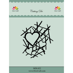 Card Deco - Designer Sheets - Spring Edition - lichtblauw