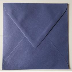 Kuverter 14x14 cm - Mørke Blå