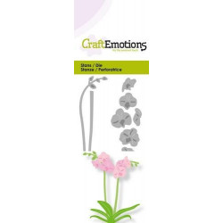 CraftEmotions - Orchid With...