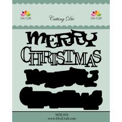 Dixi Craft - Merry...