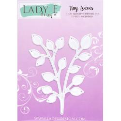 Jeanines Art - Vintage Flowers - Pale Violet - CD11048