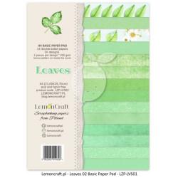 Lemoncraft - Papirblok A4 -...