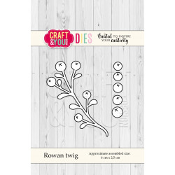 Craft & You - Rowan Twig -...