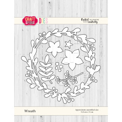 Craft & You - Wreath - CW057