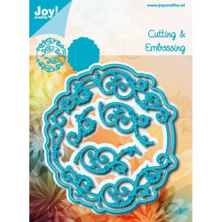 Joy! - Circleswirls -...