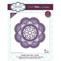 Creative Expressions - Lisa Horton - Cut And Lift Collection - Blooms - CEDLH1010