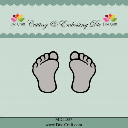 Dixi Craft - Feets - MDL037