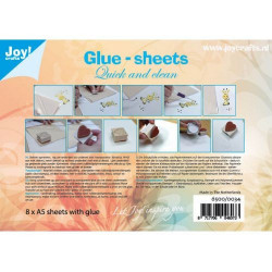 JOY! - Glue Sheets - 6500/0034