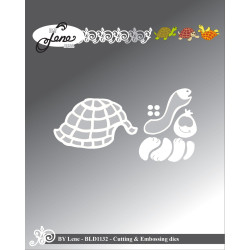 Hobbydots sticker - Mirror - Ice