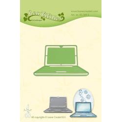 Leane Creatief - Laptop -...