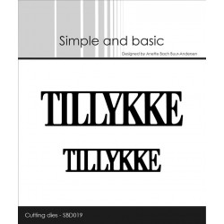 Simple And Basic - Tillykke...