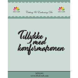 Dixi Craft - Tillykke Med...
