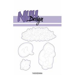 NHH Design - Little Boy Sitting - NHHD006