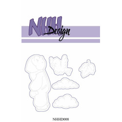 NHH Design - Little Boy Looking In The Sky - NHHD008