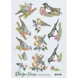 Precious Marieke - Timeless Flowers - Dahlia Trio - PM10122