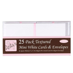 Anita's - Textured Cards &...