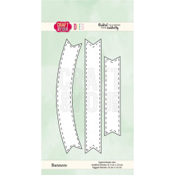 Craft & You - Banners - CW062