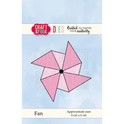 Craft & You - Fan - CW063