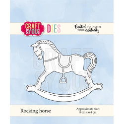 Craft & You - Rocking Horse...