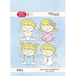 Craft & You - Baby - CW065