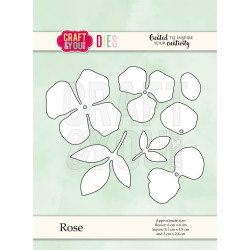 Craft & You - Rose - CW069