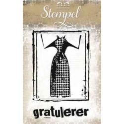 Papirdesign - Stempel -...