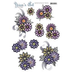 Yvon's Art - Flower Corsage...