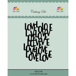Dixi Craft - Love...