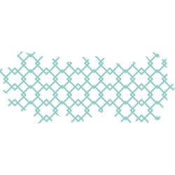 Skyggekarton - A5 - Lys Blå