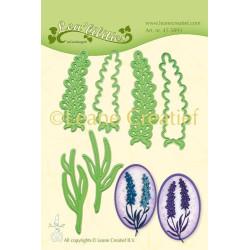 Leane Creatief - Lavender -...