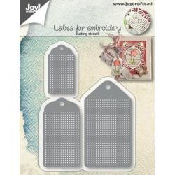 Card Deco Essentials - Mixed Media Stencil - Beach