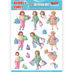 Yvonne Creations - Bubbly Girls - Party - CD11145