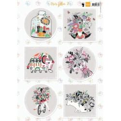 Marianne Design - Tres...
