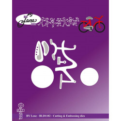 By Lene - Bycicle - BLD1182