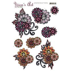 Yvon's Art - Fantasy Flower...