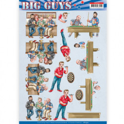 Yvonne Creations - Big Guys...