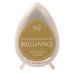 Brilliance - Pearlescent Olive